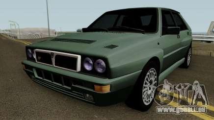 Lancia Delta HF Integrale Evoluzione II pour GTA San Andreas