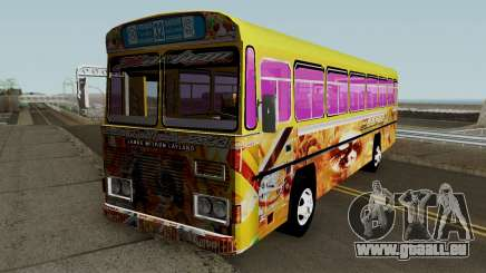 Hashan Golden Bird Bus für GTA San Andreas