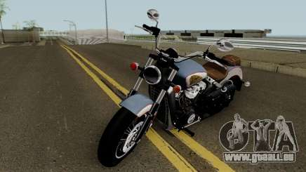 Indian Scout 2018 pour GTA San Andreas