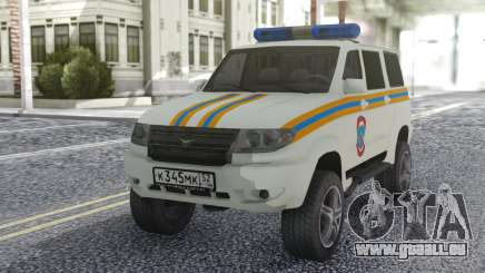 UAZ Patriot MES pour GTA San Andreas