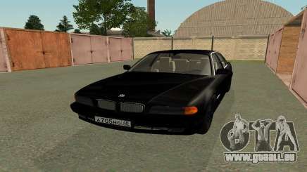 BMW 730i E38 du film baby-Boomers pour GTA San Andreas