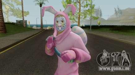 Fortnite Rabbit Raider Outfit (con Normalmap) pour GTA San Andreas