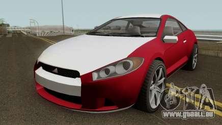 Maibatsu Penumbra (r2) GTA V IVF pour GTA San Andreas