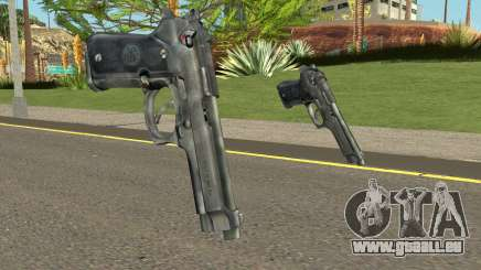 Colt 45 HQ v2.0 (With HD Original Icon) für GTA San Andreas