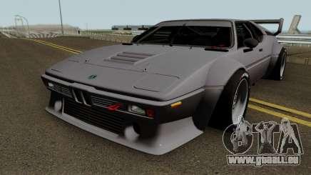 Ubermacht SC1 Classic für GTA San Andreas