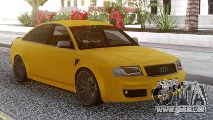 Audi RS6 C5 2001 pour GTA San Andreas