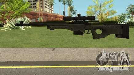L96 Sniper Rifle für GTA San Andreas