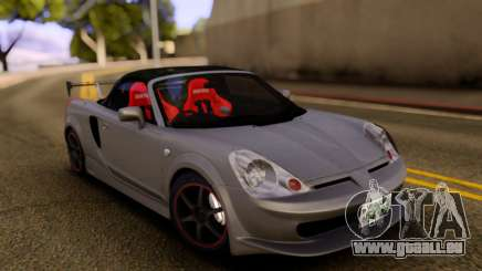 Toyota MR-S Carbon Spoiler pour GTA San Andreas