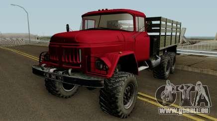 ZIL 131 (AMUR 531340) für GTA San Andreas