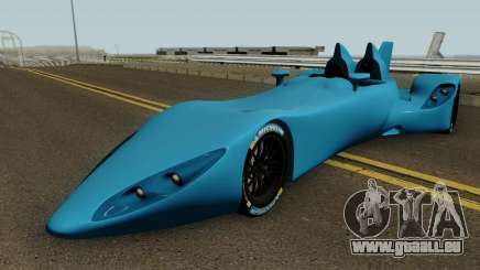 Nissan Deltawing 2012 pour GTA San Andreas