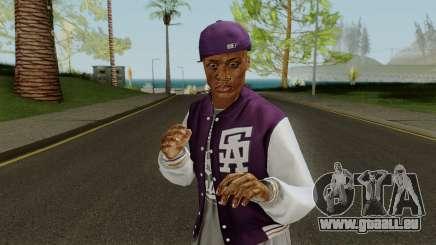 Ballas Member 1 GTA V pour GTA San Andreas