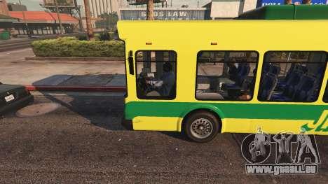 GTA 5 Cj Pensioner (Monday) 1.0 cinquième capture d'écran