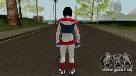 GTA Online Skin (Alice) pour GTA San Andreas troisième écran