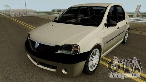 Dacia L90 Iranian pour GTA San Andreas