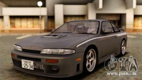 Nissan Silvia S14 Nismo 270R für GTA San Andreas