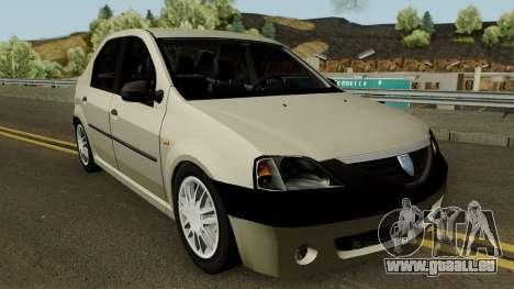 Dacia L90 Iranian pour GTA San Andreas vue intérieure