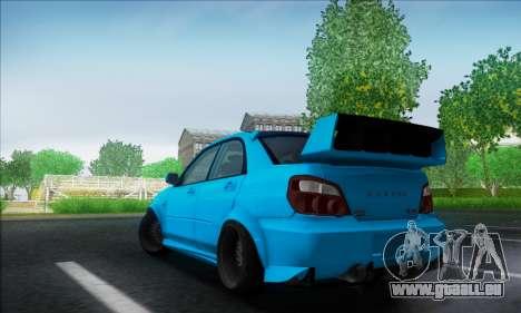 Subaru Impreza WRX STI 2003 LPcars für GTA San Andreas