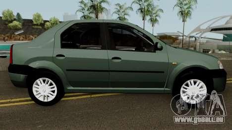 Renault Tondar 90 (Iranian) für GTA San Andreas Rückansicht