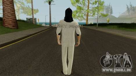 SRK Skin From Don 2 pour GTA San Andreas