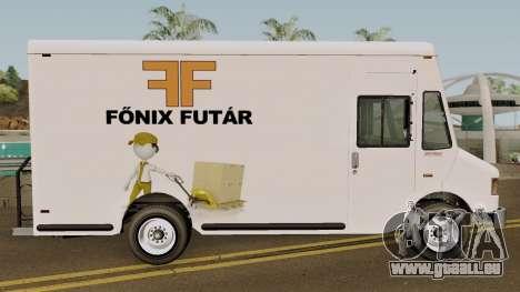 Fonix Futar für GTA San Andreas