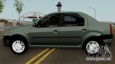 Renault Tondar 90 (Iranian) für GTA San Andreas linke Ansicht