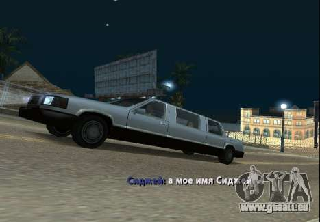 Die Mission Der Slenderman für GTA San Andreas
