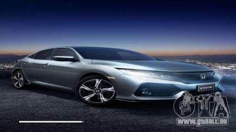 Indonesia Automobile Loadscreen pour GTA San Andreas