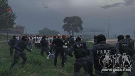 GTA 5 30 SWAT VS 60 Gangsters 1.0 cinquième capture d'écran