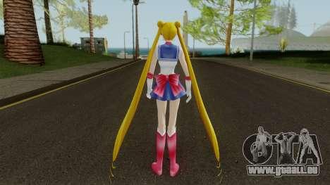 Sailor Moon HD pour GTA San Andreas