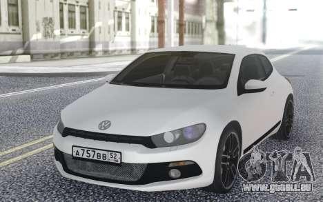 Volkswagen Scirocco 2.OTSI pour GTA San Andreas
