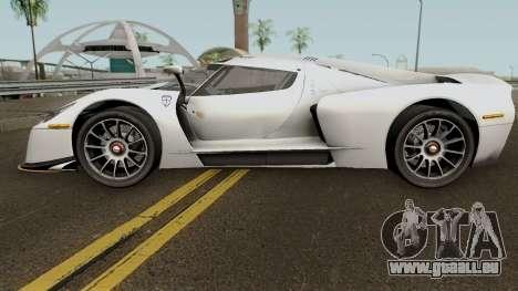 Scuderia Cameron Glickenhaus SCG 003S für GTA San Andreas