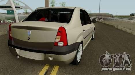 Dacia L90 Iranian pour GTA San Andreas vue de droite
