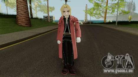 Edward Elric pour GTA San Andreas