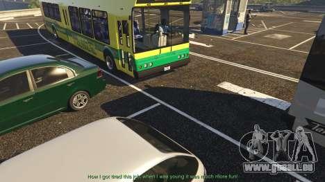 GTA 5 Cj Pensioner (Monday) 1.0 sixième capture d'écran