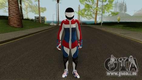 GTA Online Skin (Alice) pour GTA San Andreas deuxième écran