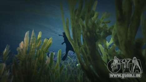 GTA 5 Diving Motion 1.4