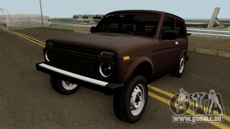 VAZ 2121 Niva Azelow für GTA San Andreas
