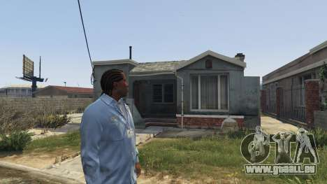 GTA 5 Cj Pensioner (Monday) 1.0