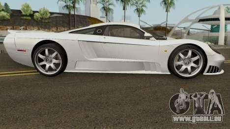 Saleen S7 2004 für GTA San Andreas