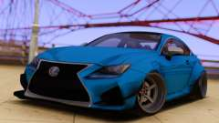 Lexus RS-F für GTA San Andreas