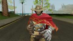 Skin Mc Cree Pack (Overwatch) pour GTA San Andreas