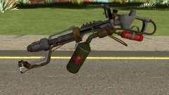 New Flamethrower HQ für GTA San Andreas
