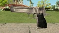 Uncharted Drake Fortune: Desert Eagle für GTA San Andreas