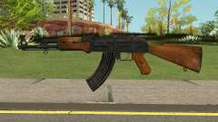 AK-47 (Soldier of Fortune: Payback) für GTA San Andreas