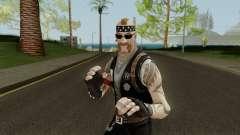 Fortnite Biker Skin - Backbone pour GTA San Andreas