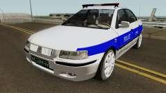 IKCO Samand Police LX-v2