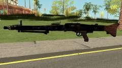 COD-WW2 - MG42 pour GTA San Andreas