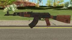 Battle Carnival AKM SKIN 1 pour GTA San Andreas