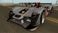 Audi R15 TDI 2009 für GTA San Andreas