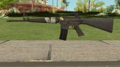 Colt Model 715 Bad Company 2 Vietnam für GTA San Andreas